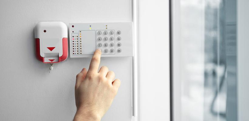 Secure Garage Door From Thief