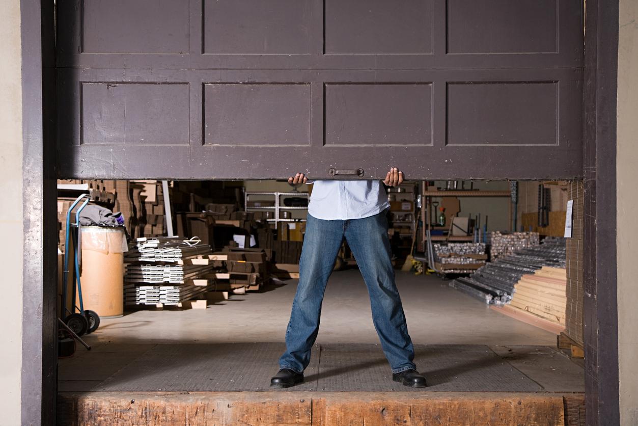 Ancaster garage door repair