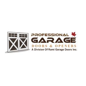 Professional Garage Doors & Openers